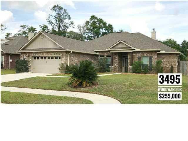 3495 Woodward Dr Mobile Al Mls 543329 Better Homes