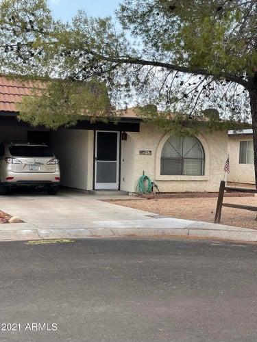 SFR located at 2180 W Val Vista Drive #58