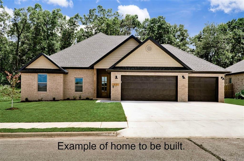 1521 sweetbriar way centerton ar mls 1062899 better for Sweetbriar garden homes