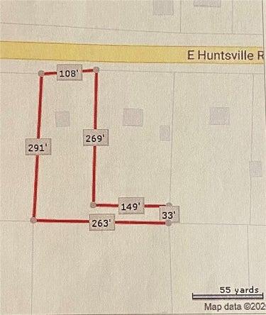 SFR located at 4961 Huntsville Road