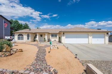 SFR located at 9400 E Rancho Vista Drive
