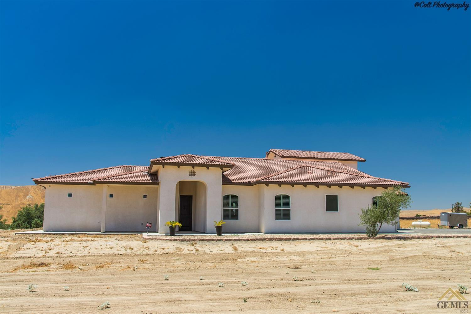 13700 round mountain rd bakersfield ca mls 21800077 for Home builders bakersfield