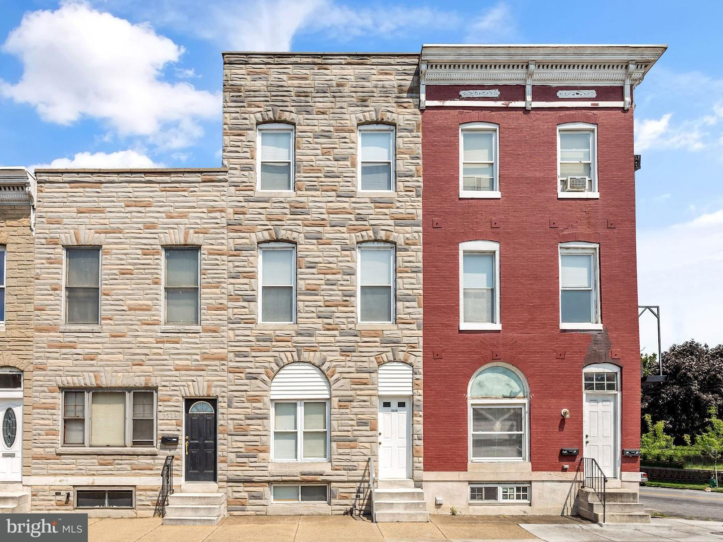3524 e baltimore st baltimore md mls 1000046859 for Homes for sale in baltimore
