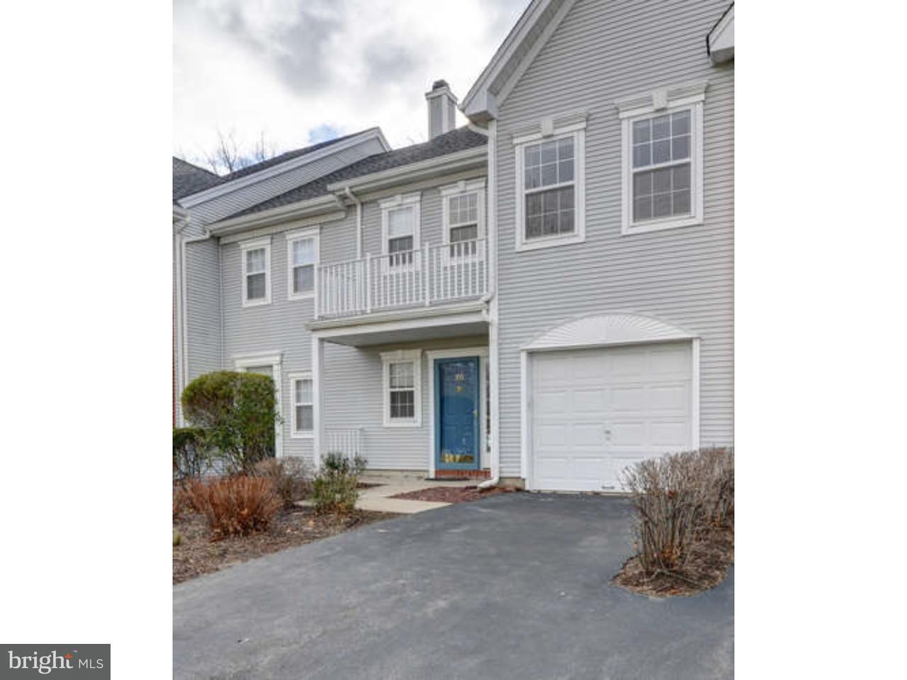 Local Real Estate: Townhomes for Sale — Pennington, NJ — Coldwell Banker