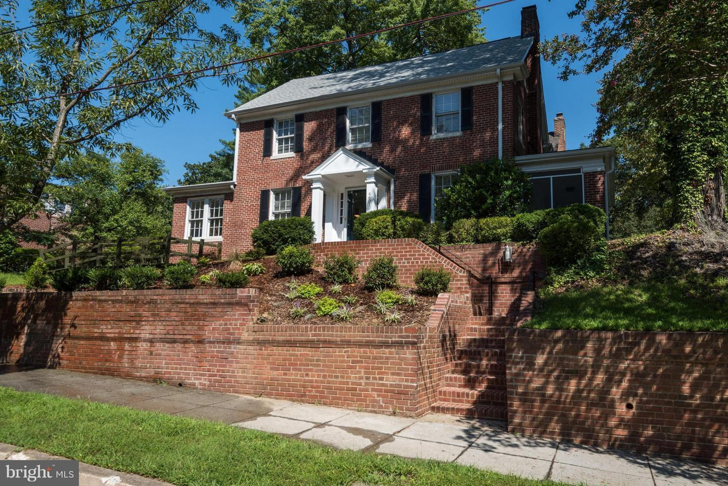 Local Real Estate: Homes for Sale — AU Park - Friendship Heights ...