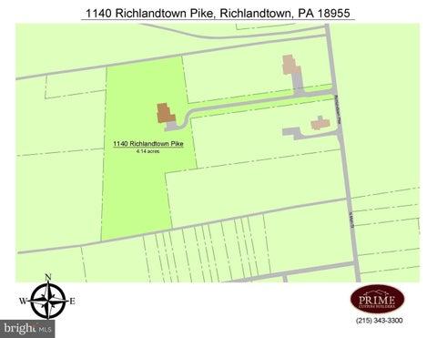 1140 Richlandtown Pike