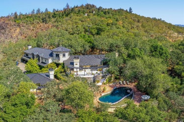 SFR located at 1881 Howell Mountain Road