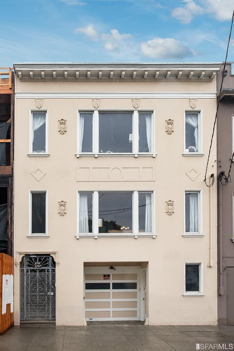3245 steiner st 3247 san francisco ca mls 453057 for Steiner street