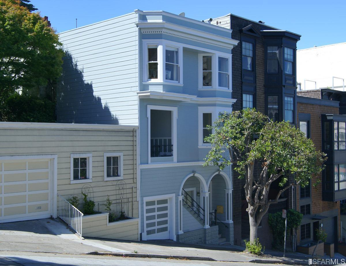 Homes For Sale Lombard St San Francisco