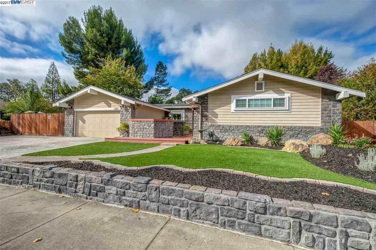 1250 GREENBROOK DR, DANVILLE, CA — MLS# 40804348 — Better ...