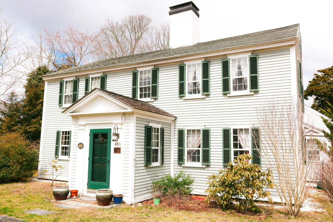 Local Real Estate: Homes for Sale — Yarmouth Port, MA — Coldwell Banker
