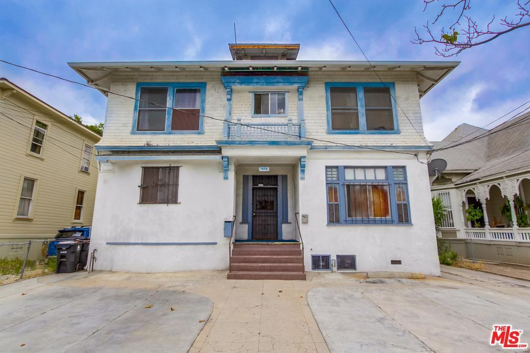 1978 bonsallo ave los angeles ca mls 17236164 for Property for sale in los angeles