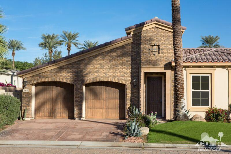 Montelena Indian Wells Homes For Sale