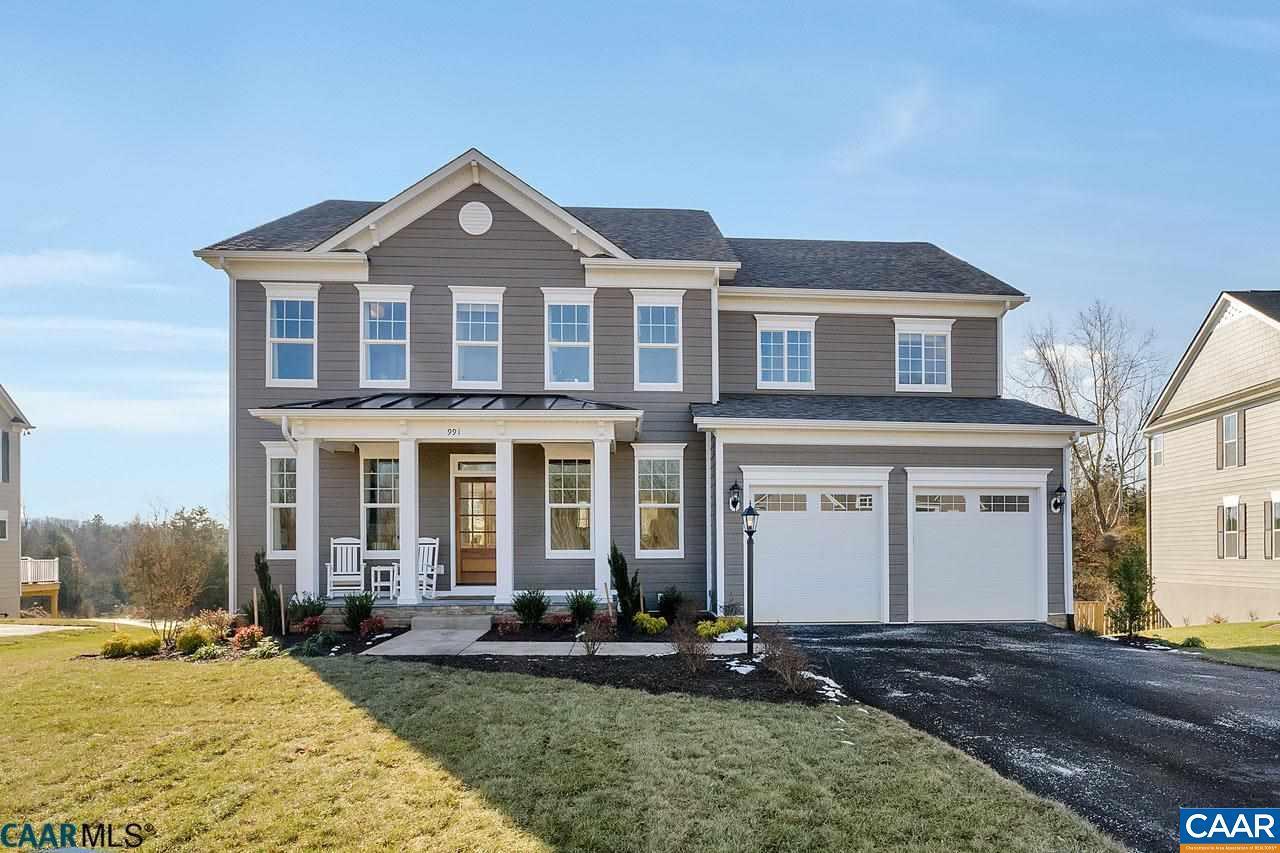 Better Homes And Gardens Charlottesville Garden Designs