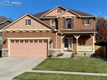 SFR located at 6763 Silverwind Circle
