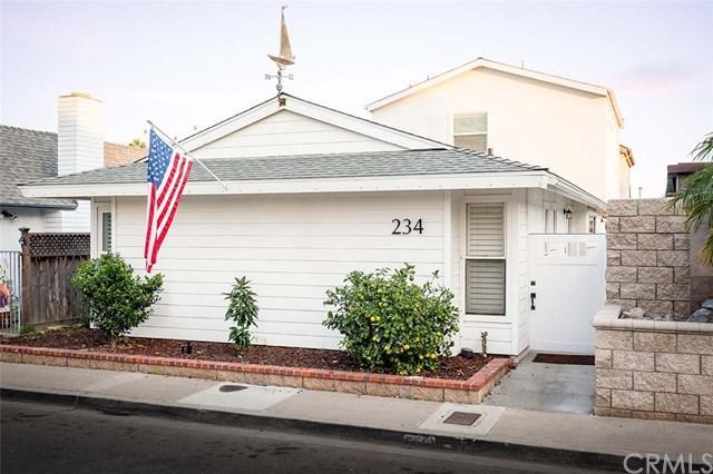 Prospect Street Newport Beach Ca
