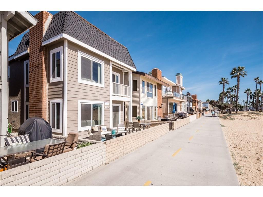 E Oceanfront Newport Beach Ca