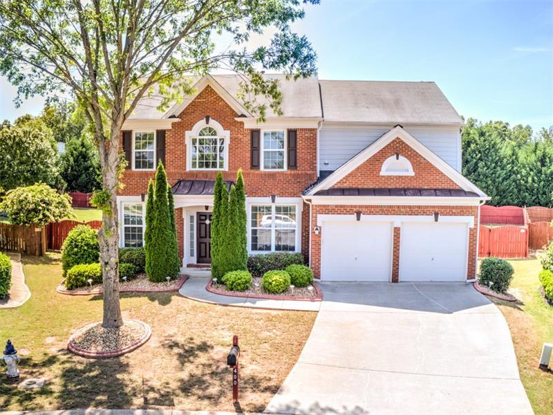 The Woodlands Homes For Sale Woodstock Ga
