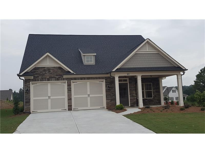 206 sweetbriar club dr woodstock ga mls 5897145 for Sweetbriar garden homes
