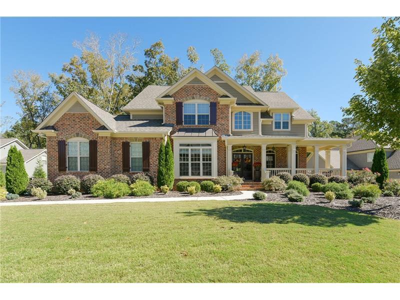1676 Brooks Farm Dr Nw Acworth Ga Mls 5926819 Better Homes And Gardens Real Estate