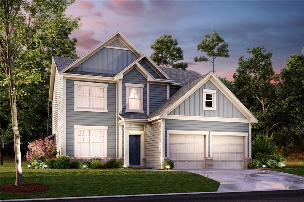 Awe Inspiring 2440 Kingston Heath Way Marietta Ga 30008 Mls 6540000 Home Interior And Landscaping Elinuenasavecom