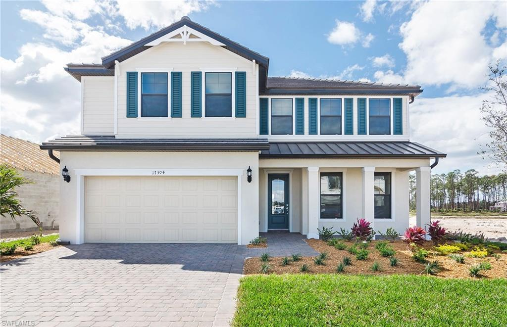 New Single Family Home Construction In Ft Myers Fl