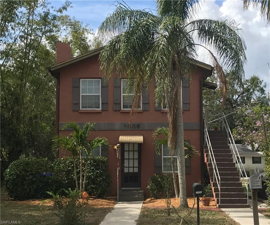 Ft Myers Historic District Homes For Sale