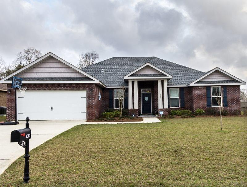 Homes For Sale In Cattle Dr Pensacola Fl