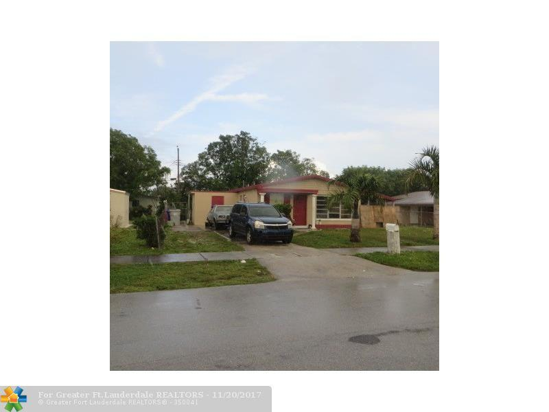 For Sale On  Nw Th Ter Pompano Beach