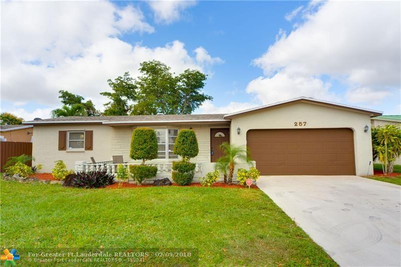Homes For Sale In Margate Fl