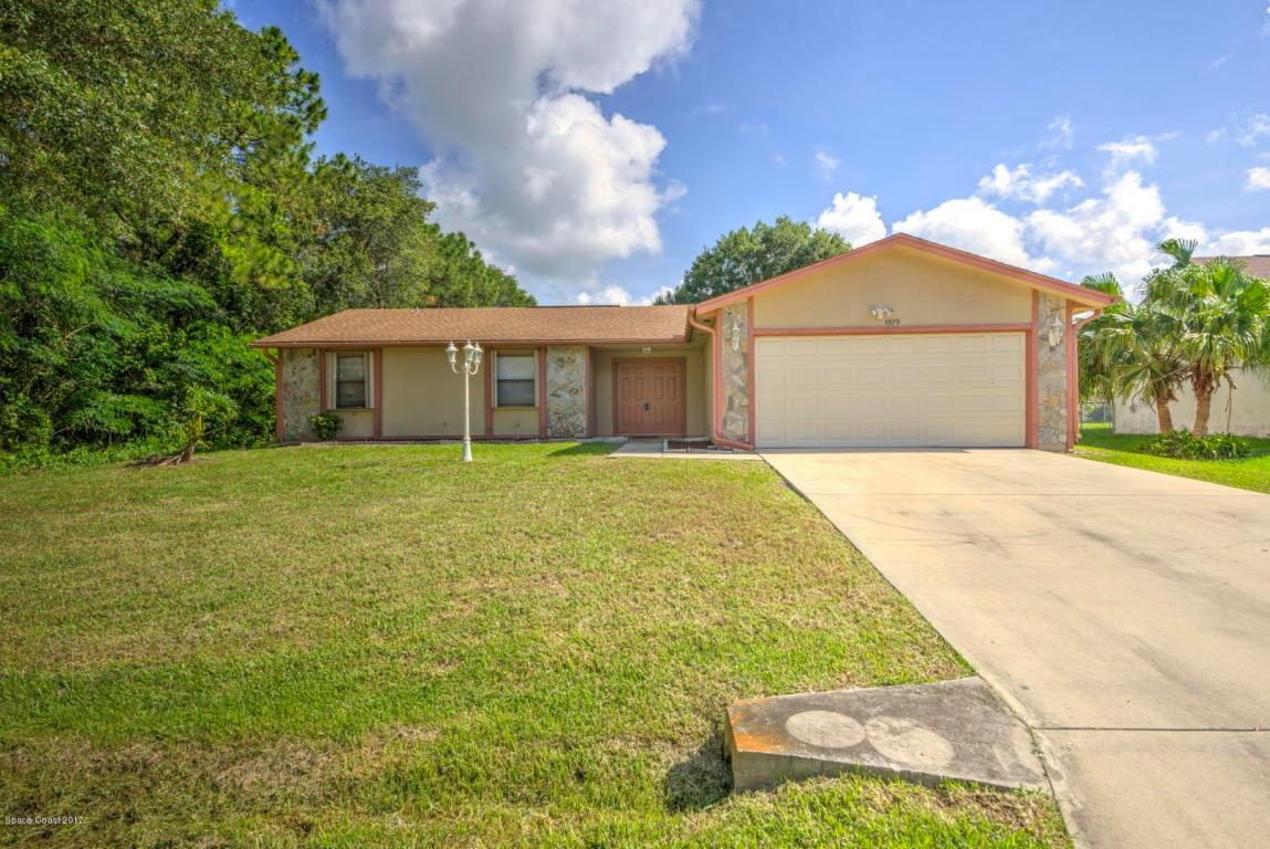 1519 Heartwellville St Nw Palm Bay Fl Mls 787127