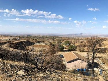 LND located at 9700 Cima Mesa Road