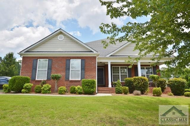Homes For Sale Hampton Park Athens Ga