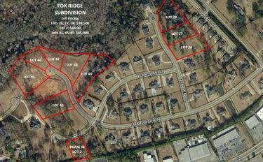 LND located at 0 Fox Ridge Dr