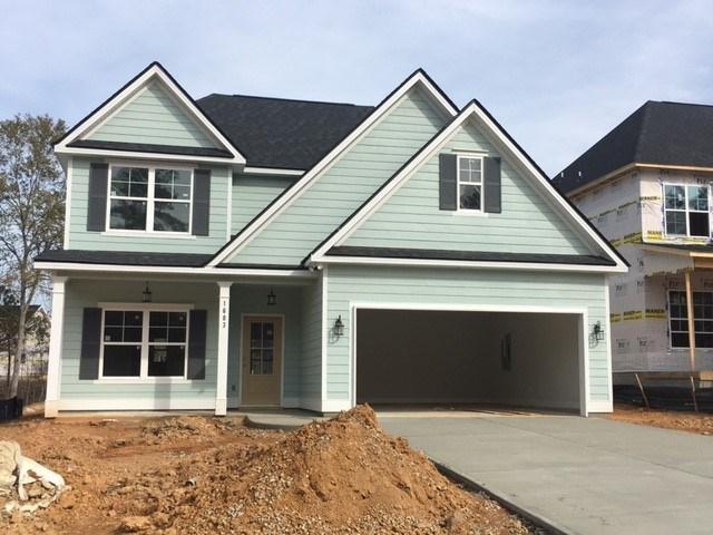 1603 lindley ln evans ga mls 420804 better homes for Oconee capital home builders