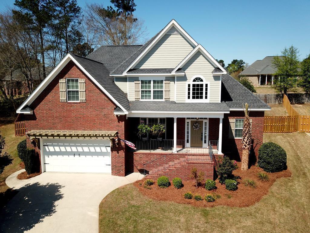 Homes For Sale In Sumter Landing Evans Ga