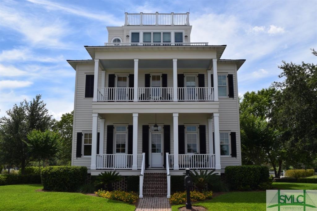 17 riverview dr richmond hill ga mls 176117 era for Home builders in richmond hill ga