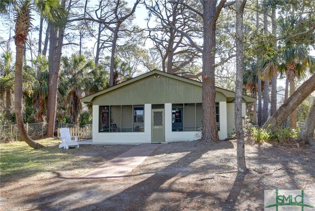 Homes For Sale Tybee Island Ga