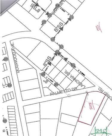 LND located at 118 Palmetto Drive