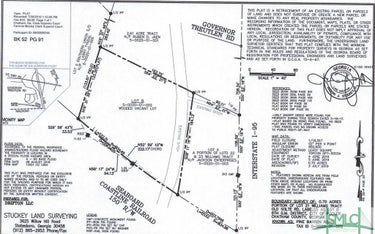 LND located at 0 Pine Barren Road