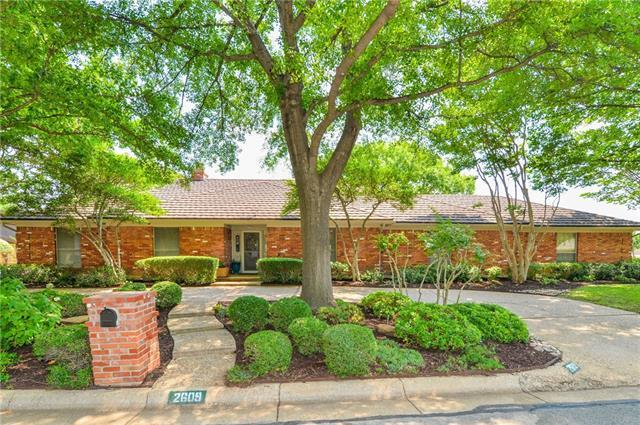 2609 Shadow Ridge Dr Arlington Tx Mls 13595602