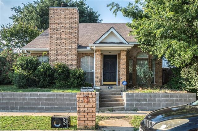 843 Greenridge Dr Arlington Tx Mls 13623686 Better