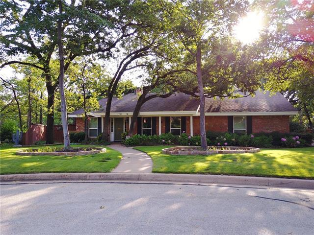 1731 Park Ridge Ter Arlington Tx Mls 13669417