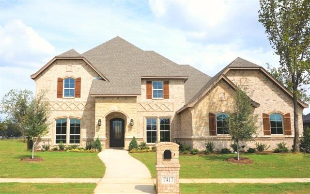 7417 Seclusion Ridge Arlington Tx Mls 13698533