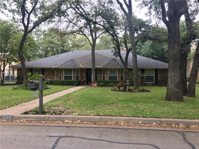 2115 River Ridge Rd Arlington Tx Mls 13716208