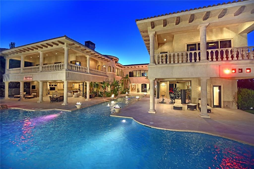 27 eagles landing ln las vegas nv mls 1535082 ziprealty for Million dollar homes for sale in las vegas