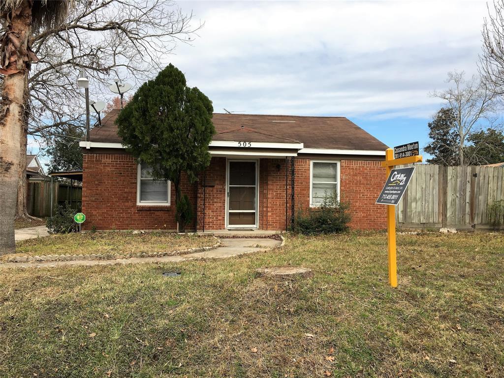 505 Moody St Houston Tx Mls 10425469 Better Homes