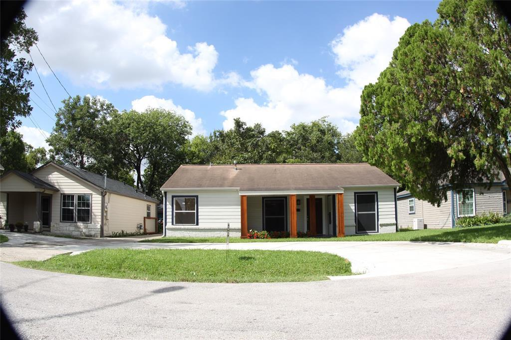 1615 tabor st houston tx mls 23255910 better homes for Homes with inlaw quarters for sale