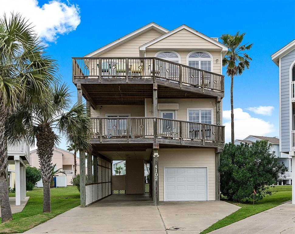 Homes For Sale Fiddler Crab Lane Galveston Tx