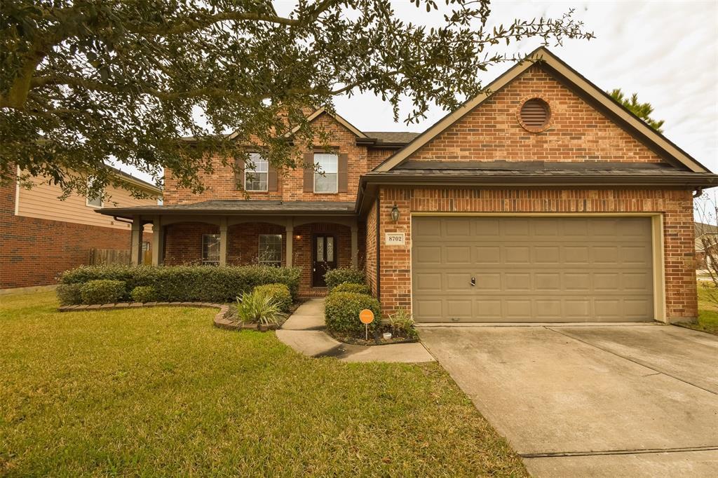 8702 S Rockyknoll Lane, Rosenberg, TX 77469 - MLS #472876